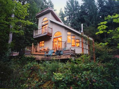 McKenzie Hot Springs Cottage