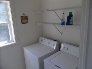 Cape May house photo - 2nd Floor Laundry Room