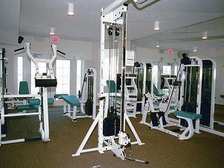 Fort Walton Beach condo photo - Free access to gym