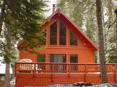 'Kidd Court Cabin' Adjacent to Royal Gorge Trails-Great for winter and summer!