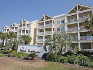 Orange Beach condo photo - Great views from the balcony