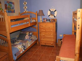Cabo Rojo apartment photo - 'Kids room' sleeps 5.