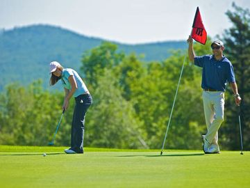 Take your pick from some great gold courses in the area.