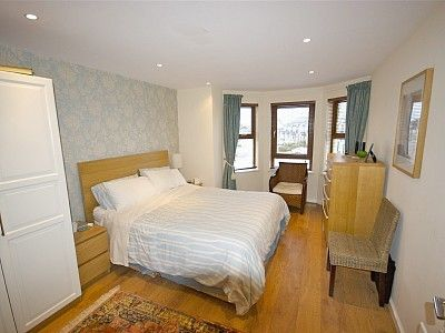 County Down apartment rental - Main bedroom
