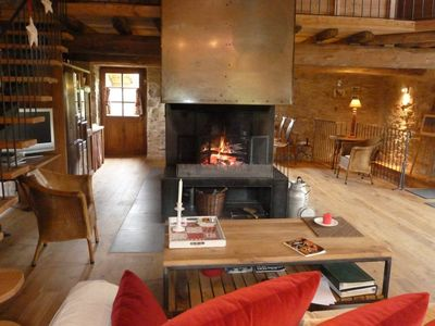Chalet - MontferrierHouse with character