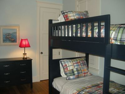 Bunk Room with 2 sets of Bunk Beds (Sleeps 4)