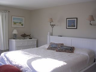 Brant Point house photo - King size bedroom