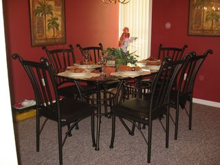 Club Cortile condo photo - dining room (seating for 6)