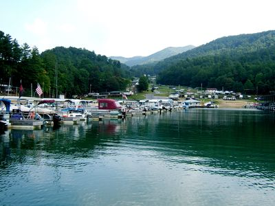 Marina's, fishing guides, boat rentals. Locals who know the area well.