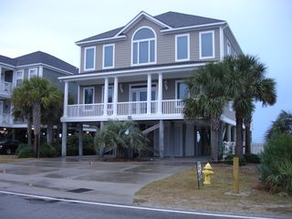 Garden City Beach house photo - Located on 867 S. Waccamaw Dr