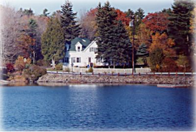 Coveside House , across from Decker's Cove