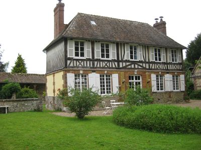 La Saussaye house rental