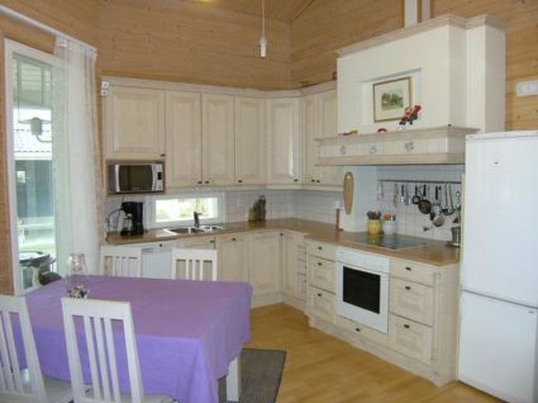 Vacation home Kivilla  in Haukipudas, Pohjois - Pohjanmaa Kainuu - 4 persons, 1 bedroom