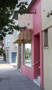 Miette bakery and candy store.