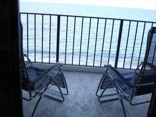 Hutchinson Island condo photo - Balcony