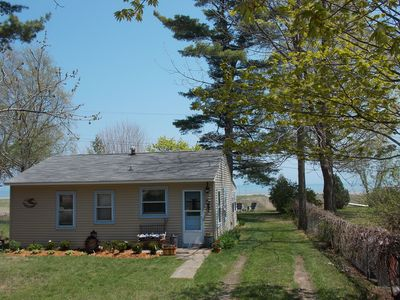 Harbor Beach cottage rental - Quaint Country Beach House.