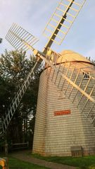 Yarmouth house photo - Working Windmill in the area