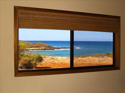 Even the 4th Bedroom has a beach view and it's own small lanai