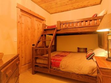 lower apartment - bunk room