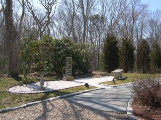 Falmouth estate photo - Zen Garden
