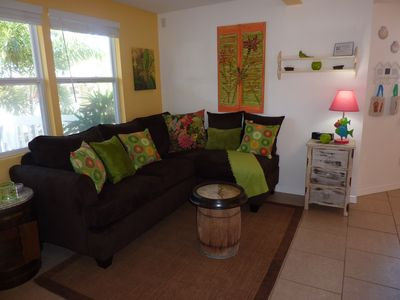 Bradenton Beach apartment rental - SUN KISS 1 bed/1 bath
