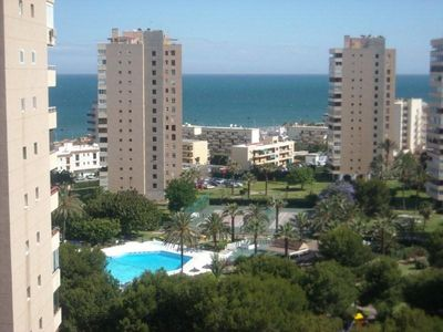 Large apartment near Paseo Maritimo Bajondillo