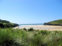 Self-catering rental with beach access, near Padstow