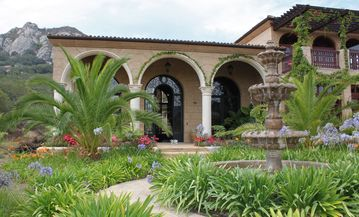 San Luis Obispo villa rental - Welcome to our home...a place to live, play and relax.