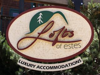 Estes Park condo photo - Building sign
