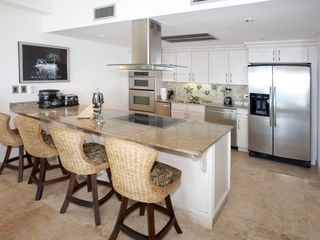 Cupecoy condo photo - Fully equipped Gourmet Kitchen