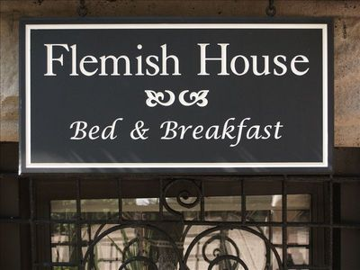 Welcome to The Flemish House B&B