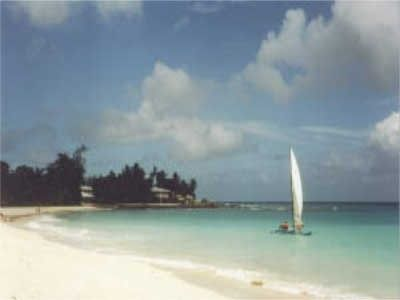 View of Dover Beach