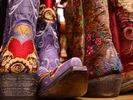Allen's Boots! Looking for new cowboy boots?  Just step around the corner.