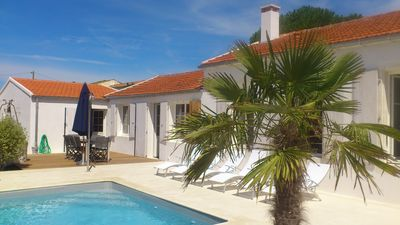 Ile d'Aix house rental