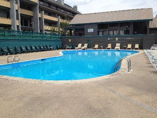 Bethlehem townhome photo - outdoor pool(one of 2 to enjoy)