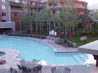 Stateline condo photo - ANOTHER VIEW OF THE POOL AREA