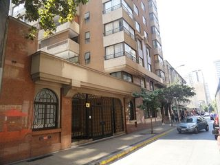 Santiago apartment photo - Fachada edificio