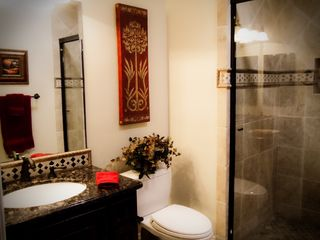 Private Bathroom of Bedroom 1 - Temecula estate vacation rental photo