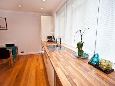 Soho apartment rental - Kitchen