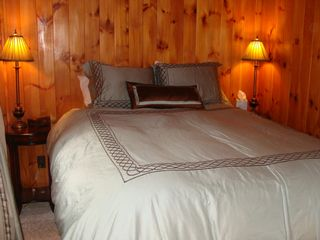 Master Bedroom - North Conway chalet vacation rental photo