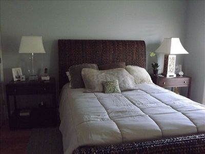 Sea Pines townhome rental - 2nd Bedroom