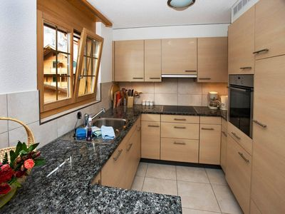 Brand new well-equipped kitchen