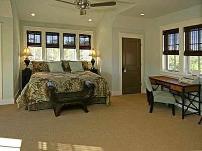 Master Bedroom w/Private Balcony & Gorgeous View of Gulf - Printer/Fax/WIFI