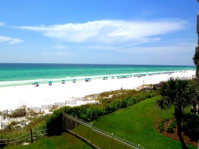 BEST VIEW & BEST RATES DIRECTLY ON MIRAMAR BEACH- THE COASTAL CLASSIC HAS IT ALL