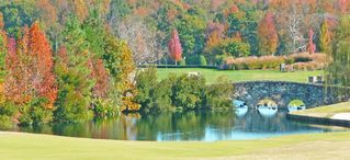 Greensboro house photo - Golf Course in North Carolina close to our vacation rental.
