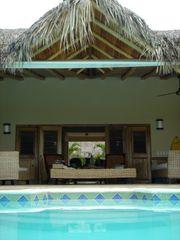 Las Terrenas house photo - Pool