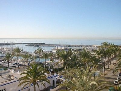 Estepona's beautiful Marina