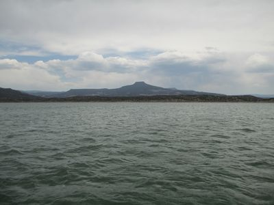 On the Lake in Abiquiu