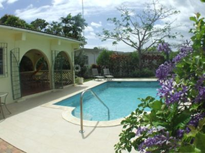 Aqua Bliss Villa pool