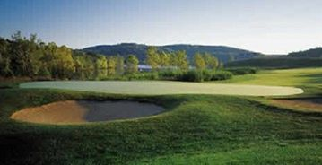 Five golf courses in the area